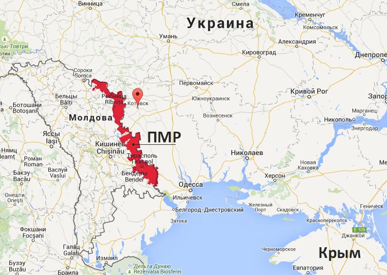 «Размораживание» «Приднестровского узла»: непреходящее значение румынского плацдарма для западной агрессии