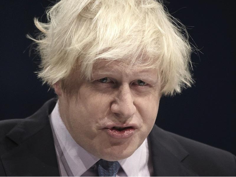 Экс-мэр Лондона Джонсон сравнил ЕС с коллективным Гитлером