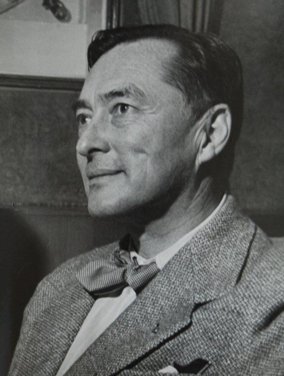 Отец Евросоюза граф Куденхове-Калерги