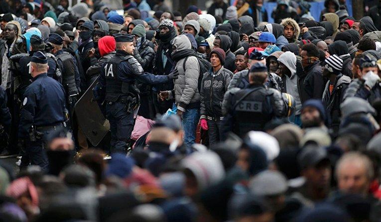 ФРГ трещит по швам. Миграционный кризис в ЕС