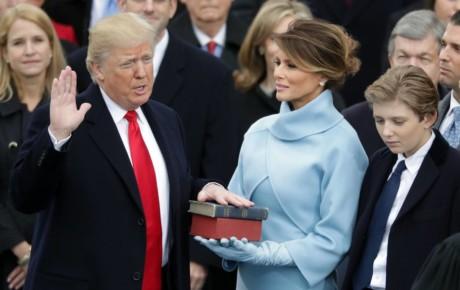 Инаугурационная речь Трампа: реакция в мире, изменение курса и раздел США