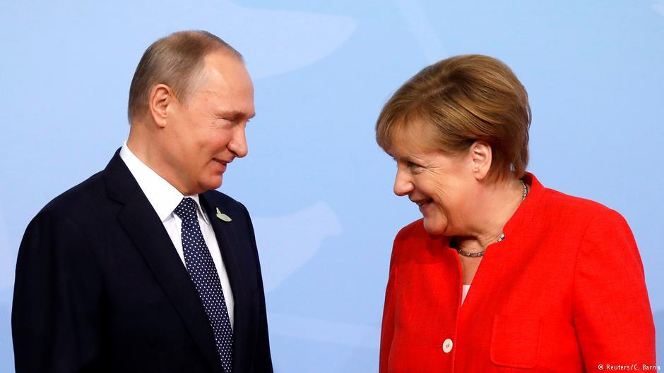 Меркель и Путин намерены сохранить сделку с Ираном без США